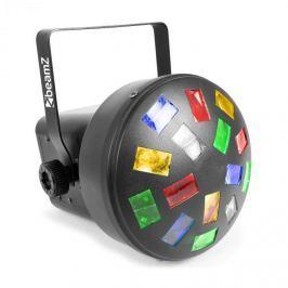 Beamz LED Mini Mushroom fényeffekt, 6x 3W RGBWA LED, automata- és zenével vezérelt rezsim