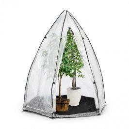 Waldbeck Greenshelter S fóliasátor, teleltető sátor, 130x150cm, acél csövek Ø25mm, PVC