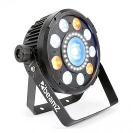 Beamz BX94 PAR LED reflektor, 9x 6W 4in1-RGBW-LED, 24 SMD-LED, távirányító