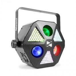 Beamz MadMan LED reflektor, 132 RGB 3in1 SMD LED, DMX- vagy Standalone üzemmód
