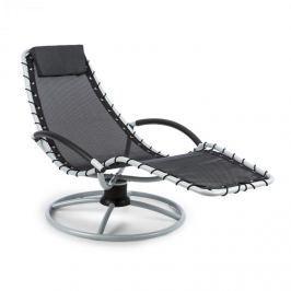Blumfeldt The Chiller, hintaágy, 77x85x173 cm, 360 Comfort, ComfortMesh, fekete