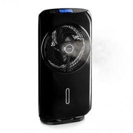 Klarstein Cool Tropic, álló ventilátor párásítóval, 48 W, 2820 m³/h, fekete