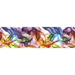 AG Art  Színes füst öntapadós bordűr tapéta, 500 x 14 cm