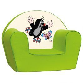Bino Kisvakond fotel zöld