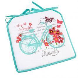 Trade Concept Kerékpár székpárna, 40 x 40 cm