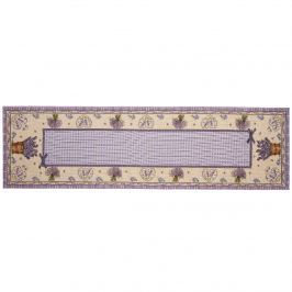 BO-MA Trading Levendula 2 hosszú asztalterítő, 33 x 120 cm