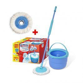 Spontex Full Action System Plus rojtos felmosó mop