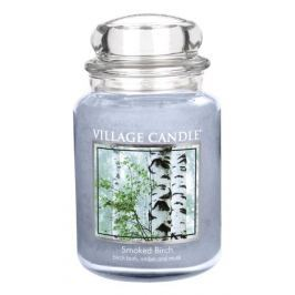 Village Candle illatgyertya, Nyírfa  - Smoked birch, 645 g, 645 g