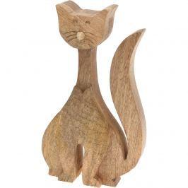 Dekorációs fa macska 24 cm