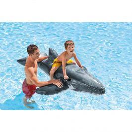 Intex Felfújható bálna, szürke