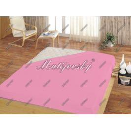 Matějovský gyerek jersey lepedő rózsaszín, 60 x 120 cm