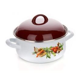 Banquet zománcozott fazék Zöldségek 18 cm, 1,3 l, 1,3 l