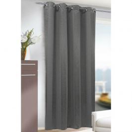 Ole sötétítő függöny, szürke, 135 x 245 cm