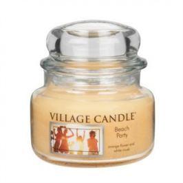 Village Candle illatgyertya üvegedényben Tengerparti buli - Beach Party, 269 g, 269 g
