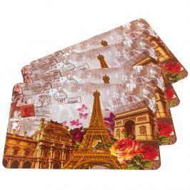 Paris alátét, 30 x 45 cm, 4 db-os készlet