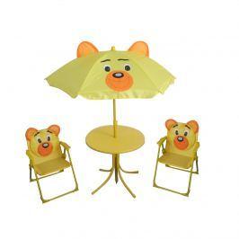 Happy Green Bear gyerek kemping készlet