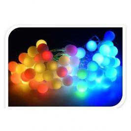 Kültéri LED fényfüzér, 80 LED