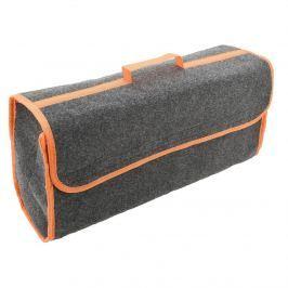 Táska a csomagtartóba Orange, 50 x 15 cm