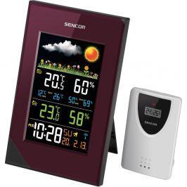 Sencor SWS 280 Meteorológiai állomás színes LCD-kijelzővel