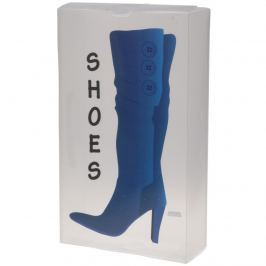 Tároló doboz magas cipőkre 51,5 x 30 x 11,5 cm