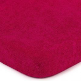 4Home frottír lepedő rózsaszínű, 160 x 200 cm, 160 x 200 cm