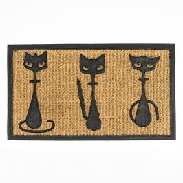 BO-MA Trading 3 cica lábtörlő vékony, 40 x 70 cm