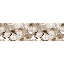 AG Art Alma virágok öntapadós bordűr tapéta, 500 x 14 cm