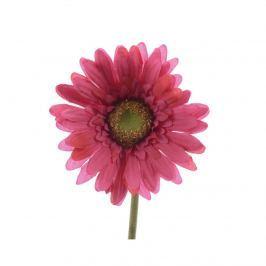 Mű gerbera sötét rózsaszínű, 50 cm