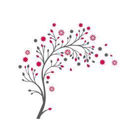 Öntapadós falmatrica illatos virág