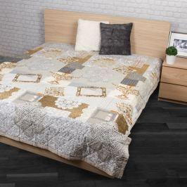 Lace ágytakaró, bézs, 160 x 220 cm, 160 x 220 cm