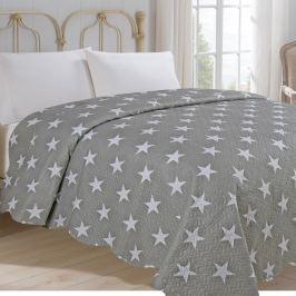 Vélemények Stars ágytakaró szürke 4b957961b3