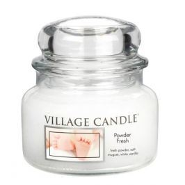 Village Candle illatgyertya, Púderes frissesség  - Powder fresh, 269 g