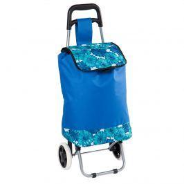 Kerekes bevásárlótáska Daisy, kék