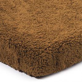 4Home gyapjú lepedő sötét barna, 180 x 200 cm