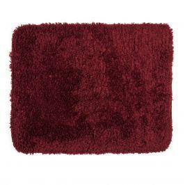 Lucas fürdőszoba szőnyeg bordó, 50 x 80 cm, 50 x 80 cm