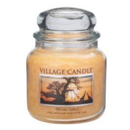 Village Candle illatgyertya üvegedényben Afrikai szafari - African Safari, 397 g, 397 g