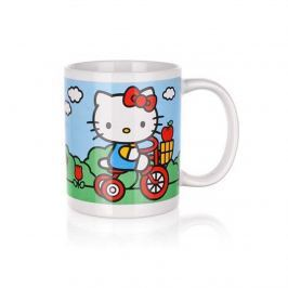 Banquet Hello Kitty gyerek bögre ajándék csomagolá, 325 ml