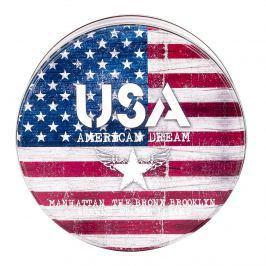 USA fém tárolódoboz