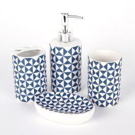 Fürdőszoba szett Modern, sӧtét kék