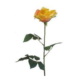 Mű rózsa sárga