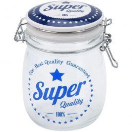 Supet Quality csatos üveg tároló 1 l