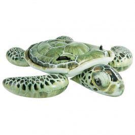 Intex Felfújható teknőc, zöld