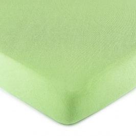 4Home jersey lepedő zöld, 90 x 200 cm, 90 x 200 cm
