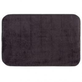 Fürdőszobaszőnyeg, fekete, 40 x 60 cm