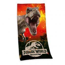Jurassic Park törölköző, 75 x 150 cm