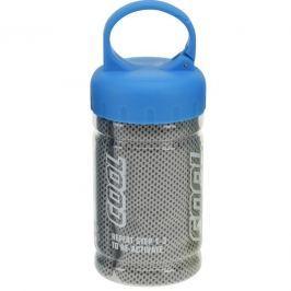 Hűtő törölköző palackban, szürke