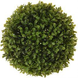 Mű buxus, zöld, átmérő: 18 cm, 18 cm átmérőjű