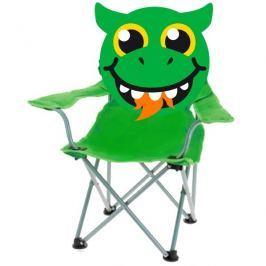 Dragon összecsukható gyermek szék, zöld