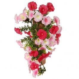 Művirág Petúnia rózsaszín, 40 cm