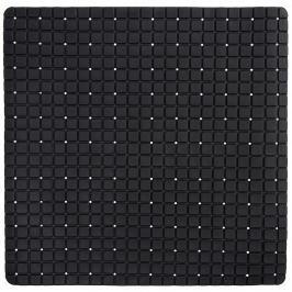 Koopman Csúszásgátló fürdüszobai alátét, fekete, 55 x 55 cm